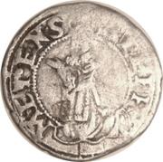 Bugne aux étoiles Robert de Lenoncourt (Évêché de Metz) – avers
