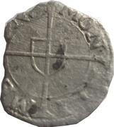 Bugne à l'écu simple Robert de Lenoncourt (Évêché de Metz) – revers