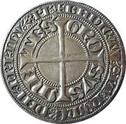 Gros au saint Étienne debout - ÉVÊCHÉ DE METZ - THIERRY V BAYER DE BOPPARD (74e évêque) – revers