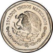 5 pesos Quetzalcoatl -  avers