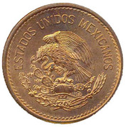 20 centavos (aigle petit) -  avers