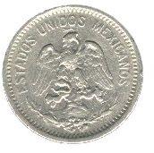 5 centavos -  avers