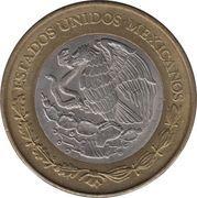 20 pesos Octavio Paz -  avers