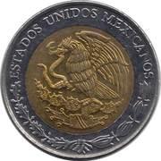 1 nouveau peso -  avers