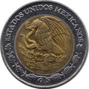 2 nouveaux pesos -  avers