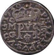 ½ Real - Felipe V (Royal Coinage) – avers