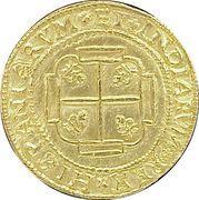 8 Escudos - Felipe V (Royal Coinage) – revers