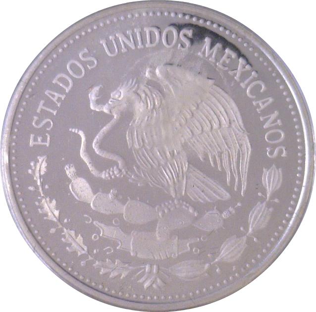 25 pesos coupe du monde de football mexique 1986 mexique numista - Coupe du monde mexique 1986 ...