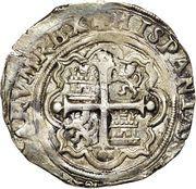 2 reales - Philip III (monnaie coloniale) – revers