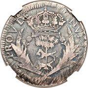 8 Reales - Fernando VII (Nueva Viscaya - Royalist Coinage) -  avers