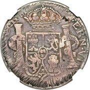 8 Reales - Fernando VII (Nueva Viscaya - Royalist Coinage) -  revers