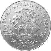 25 pesos - Jeux Olympiques -  avers