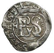 ½ Real - Felipe II – avers