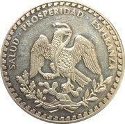 1 Onza - Mexico Año 2000 (Silver Bullion Coinage) – avers