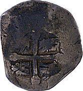 2 Reales - Felipe V (Colonial Cob Coinage) – revers