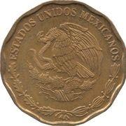 50 centavos (grand module) -  avers