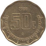 50 centavos (grand module) -  revers