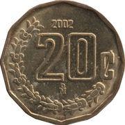 20 centavos (grand module) -  revers
