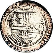 2 reales - Philip II (monnaie coloniale) – avers