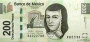200 Pesos – avers