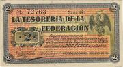 2 Pesos - State of Sonora – avers