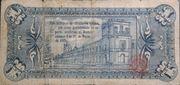 1 peso (Estado libre y soberano de Mexico) – revers