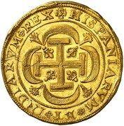 8 escudos - Philip V (monnaie coloniale) – revers