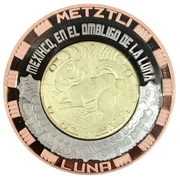 Medal - Sun and Moon -  avers