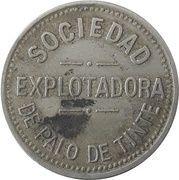 12½ Centavos - Sociedad Explotadora de Palo de Tinte – avers
