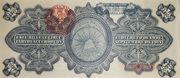 20 Pesos (Gobierno Provisional de México) – revers