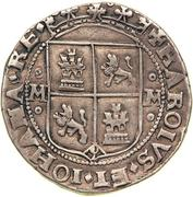 4 reales - Charles I (monnaie coloniale) – avers