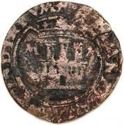 2 maravedis - Carlos I (monnaie coloniale) – revers