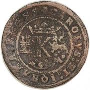 4 maravedis - Charles I (monnaie coloniale) – avers