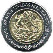 5 pesos Luis Cabrera -  avers