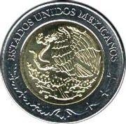 5 pesos Francisco Xavier Mina -  avers