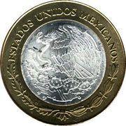100 pesos Campeche – avers