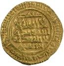 Dinar - Muhammad b. al-Fath (Sijilmasa) – avers