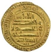 Dinar - Muhammad b. al-Fath (Sijilmasa) – revers