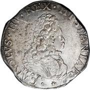 1 filippo - Carlo III -  avers