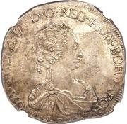1 filippo - Maria Theresa -  avers