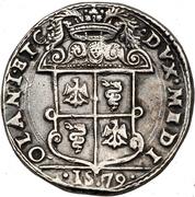 1 ducatone - Filippo II – revers