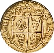 1 doppia Felipe II – revers