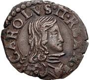 1 quattrino - Carolus II – avers