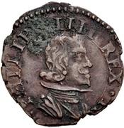 1 Quattrino - Philippe IV – avers
