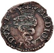 1 Quattrino - Philippe IV – revers