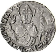 1 Sesino - Seconda Repubblica - 1447-1450 AD – revers