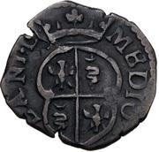 1 sesino - Filippo IV – revers