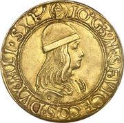 Doppio Ducato - Galeazzo Maria Sforza – avers