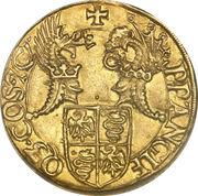 Doppio Ducato - Galeazzo Maria Sforza – revers