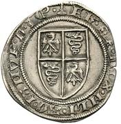 1 grosso - Francesco I Sforza – avers